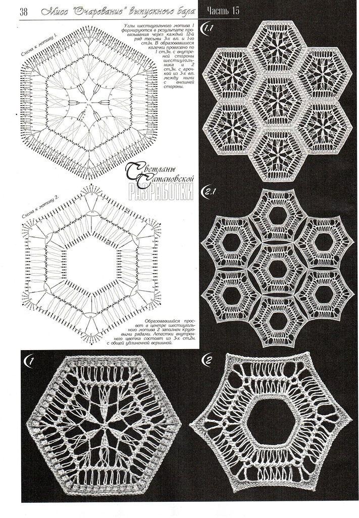 scan 56.jpg | Horca, Tejido en crochet y Crochet patrones