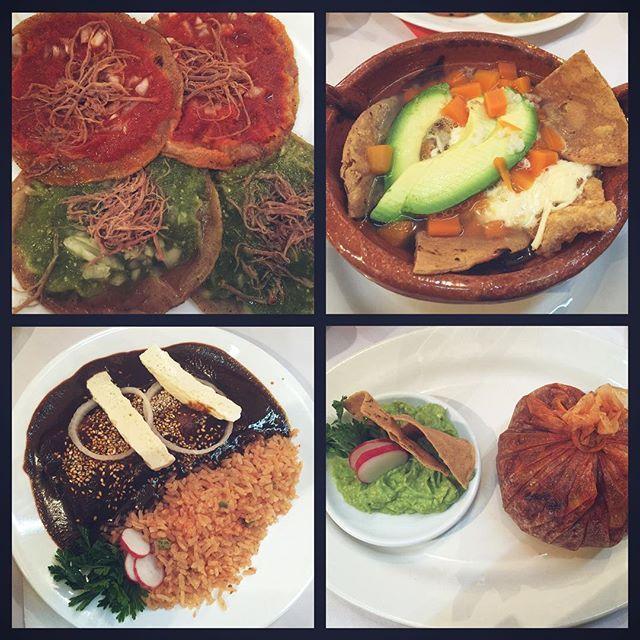 Restaurantes de Comida Poblana en Puebla