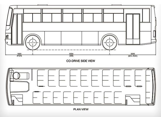 school bus dimensions diagram school bus wiring diagrams #6