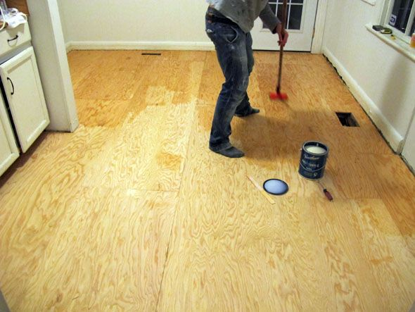 Finished Plywood Flooring ~ How to finish a plywood floor gurus