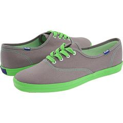 Keds 'Champion' Pop Foxing shoes on Zappos.com