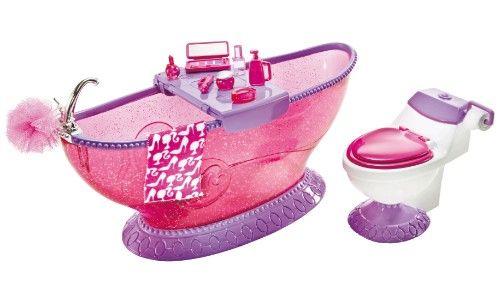 Barbie Badezimmer Schaumbad Gefallig Barbie Bath Beauty Bathrooms Barbie