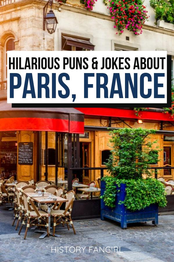 50 Perfect Paris Puns & Instagram Caption Inspiration ...