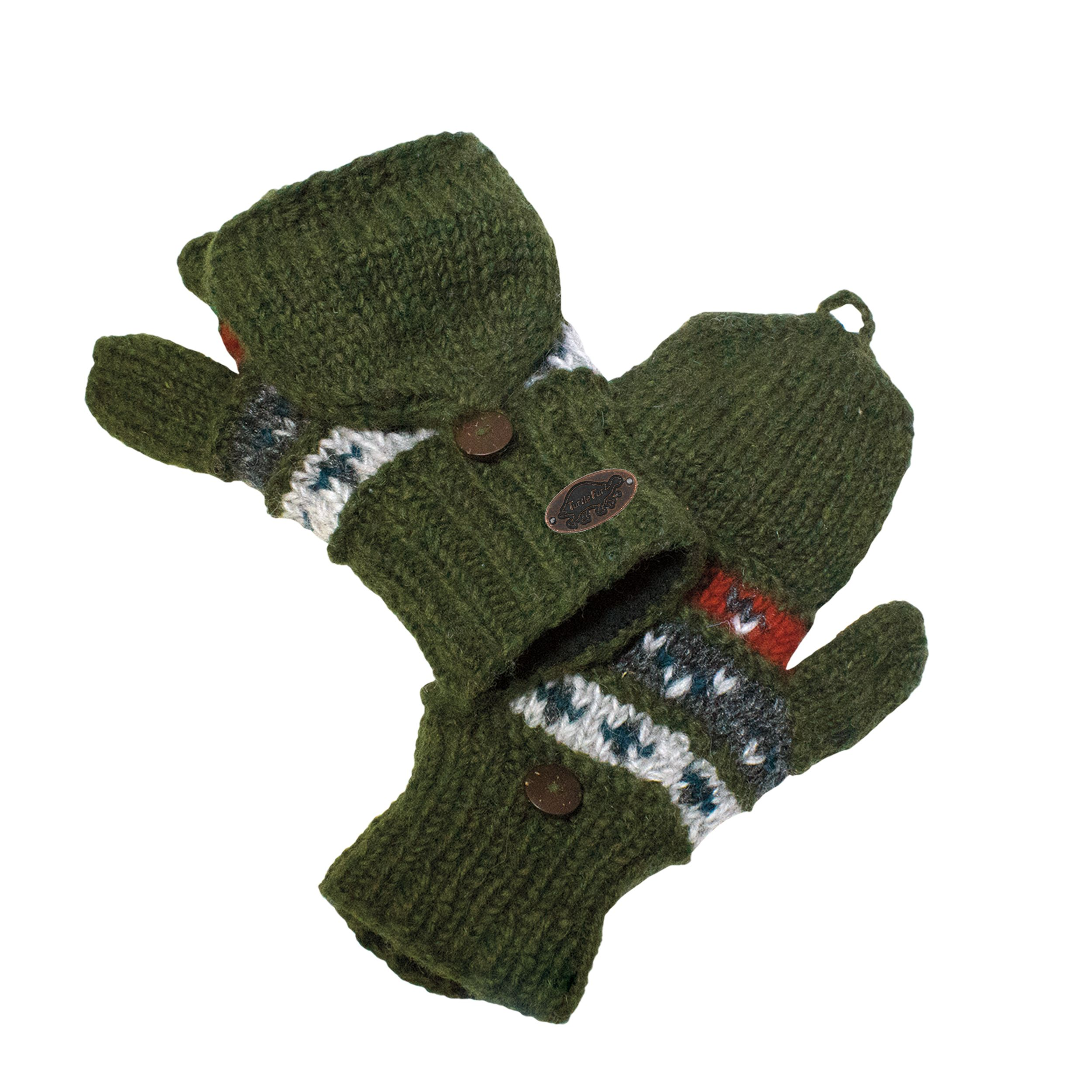 we're  #smitten with #wool #nepal collection #mittens - they're #handknit #stockingstuffers from #turtlefur