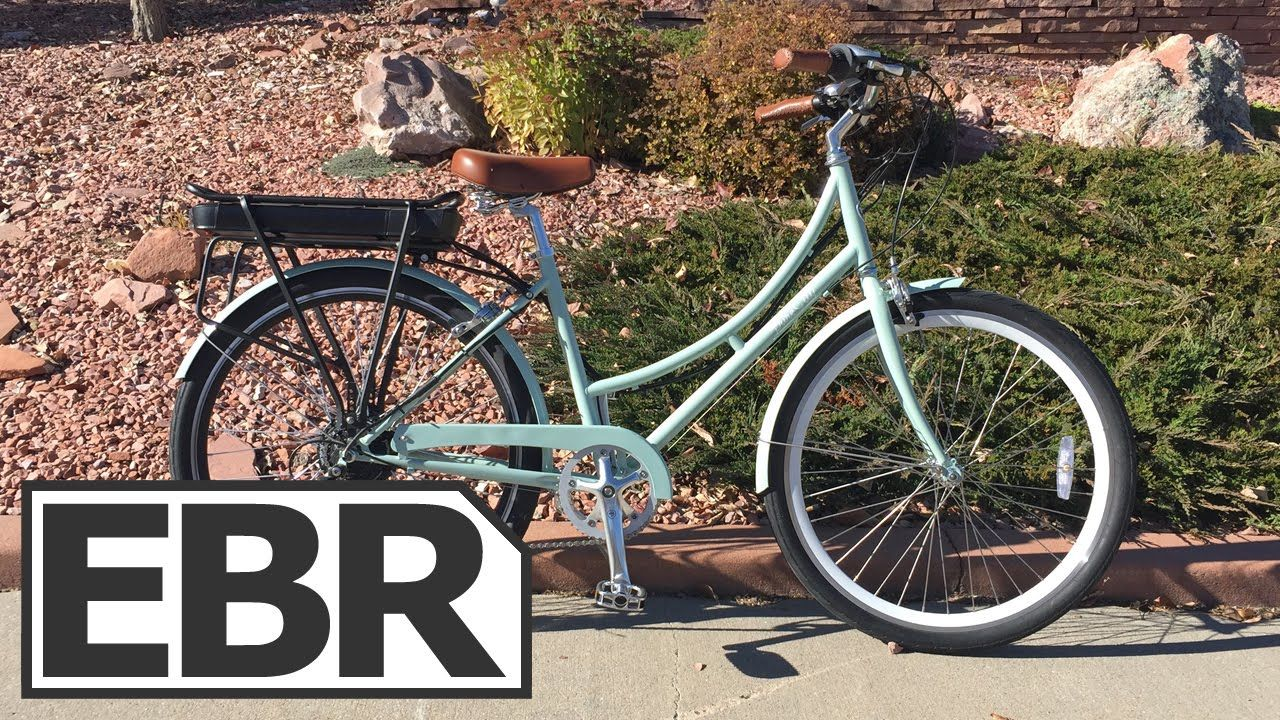 Electric Bike Outfitters Ebo Cruiser Kit Video Review Electric Bike Outfitter Bike