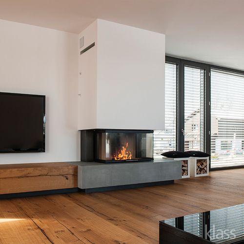 Klass Ofen Design - Heizkamin | H42 | Pinterest | Heizkamin, Ofen ...