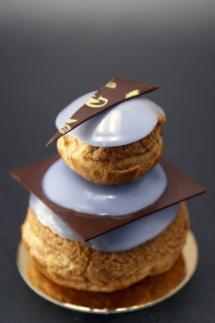 Ars Chocolatum: Creations @ Ecole d´Olivier Bajard