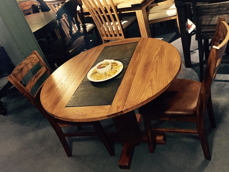 Adjule Table To Save E And Look Great Only At Karvonens Perham Minnesota