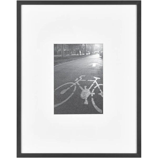 11 X 14 Matted For 5 X 7 Photo Thin Gallery Frame Black Project 62 Gallery Frame Tapestry Frame