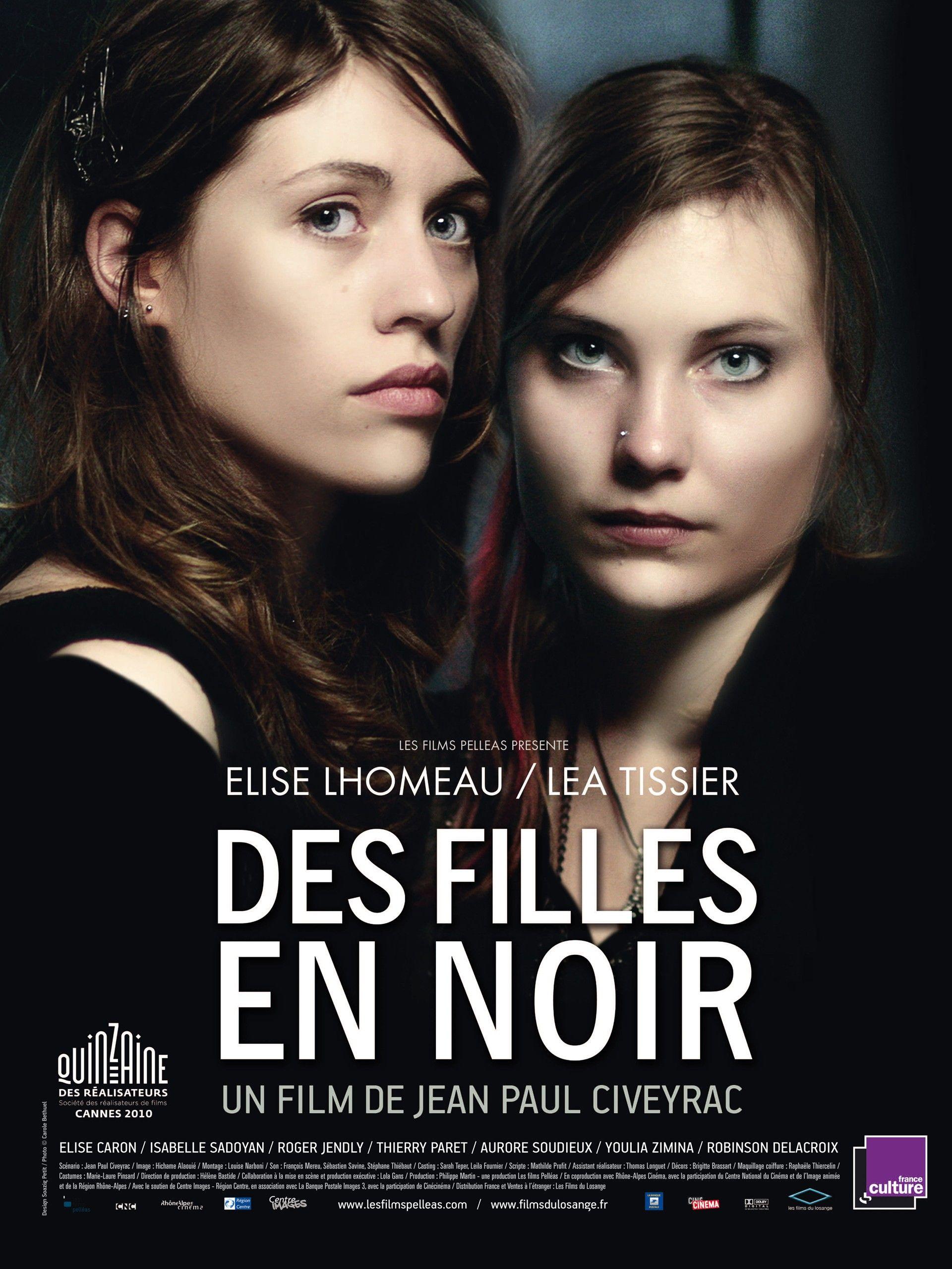 Des Filles En Noir 03 11 2010 Filles En Noir Films Complets Film