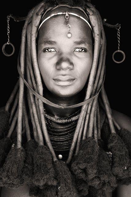Namibia Photo Mario Gerth Visage du