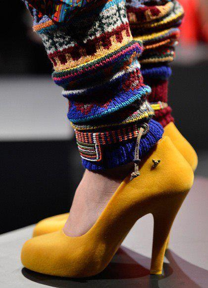 Legit Crochet Legwarmers!