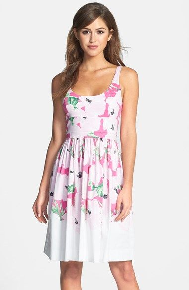 Cotton dresses for summer wedding nordstrom