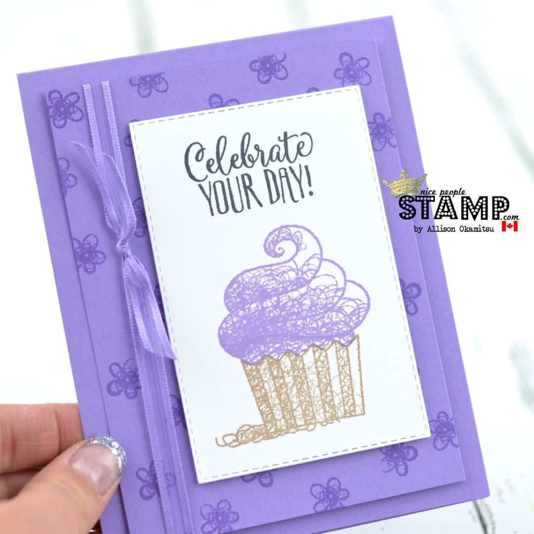 nice people STAMP! Stampin' Up! Canada Hello Cupcake