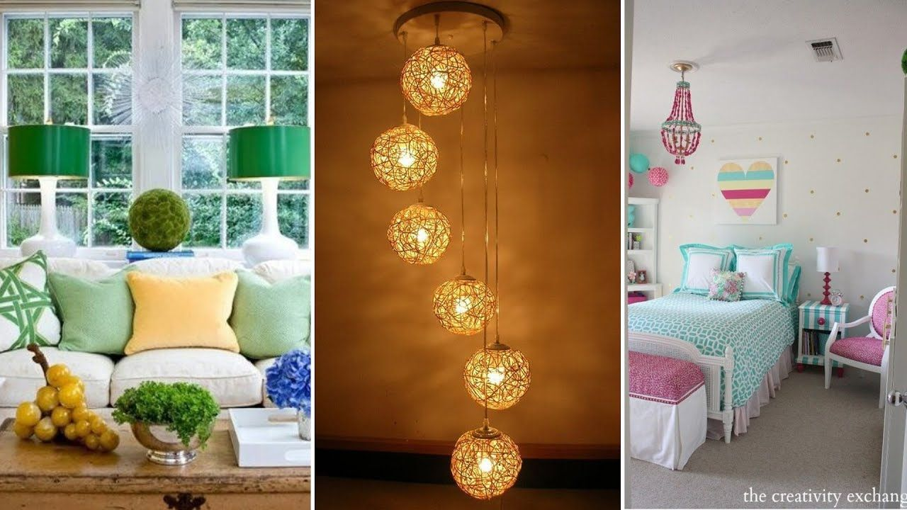 DIY Room Decor Ideas at home | AWESOME SIMPLE LIFE HACKS ...