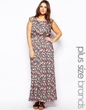 New look inspire maxi dress
