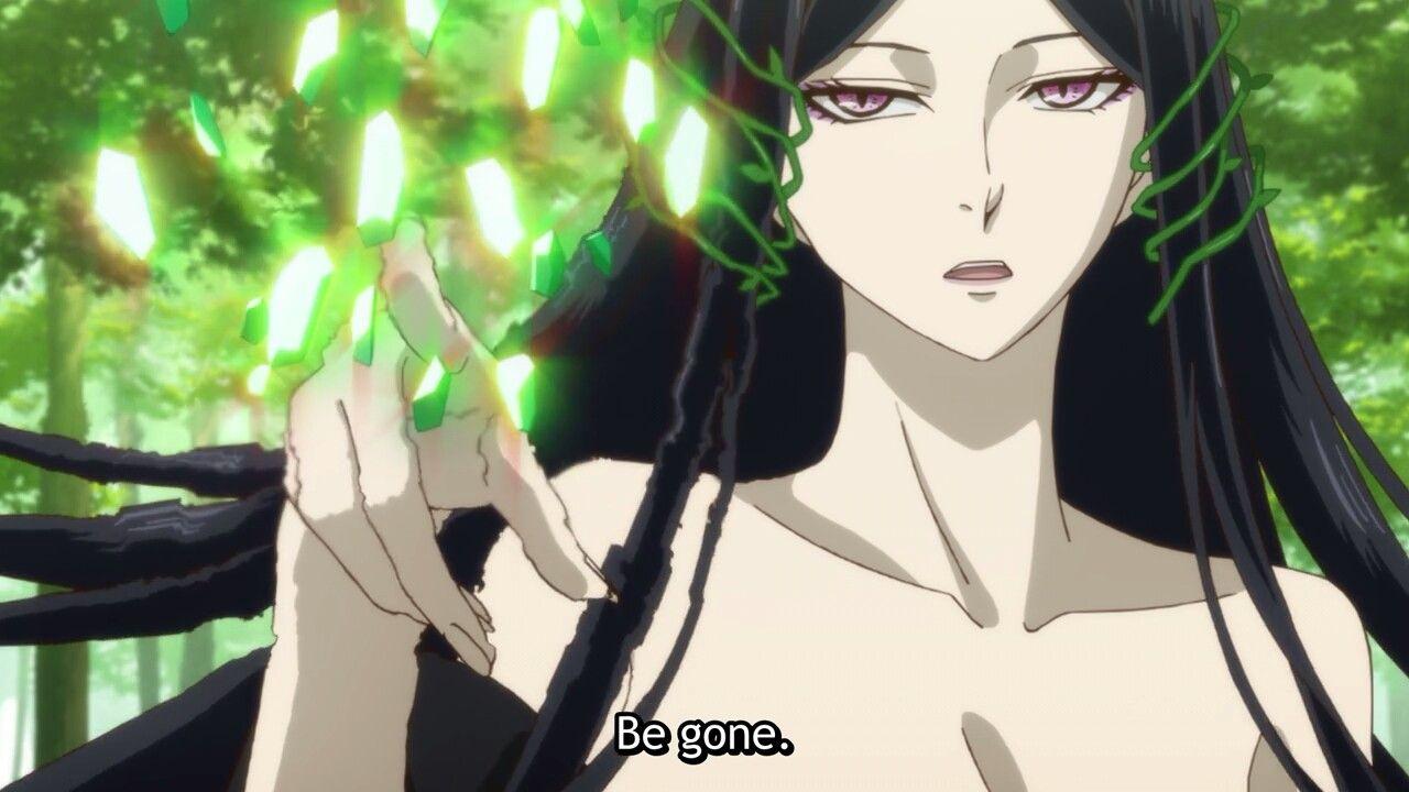 Faerie Queen Titania Ancient Magus Bride Faery Queen Yandere Anime