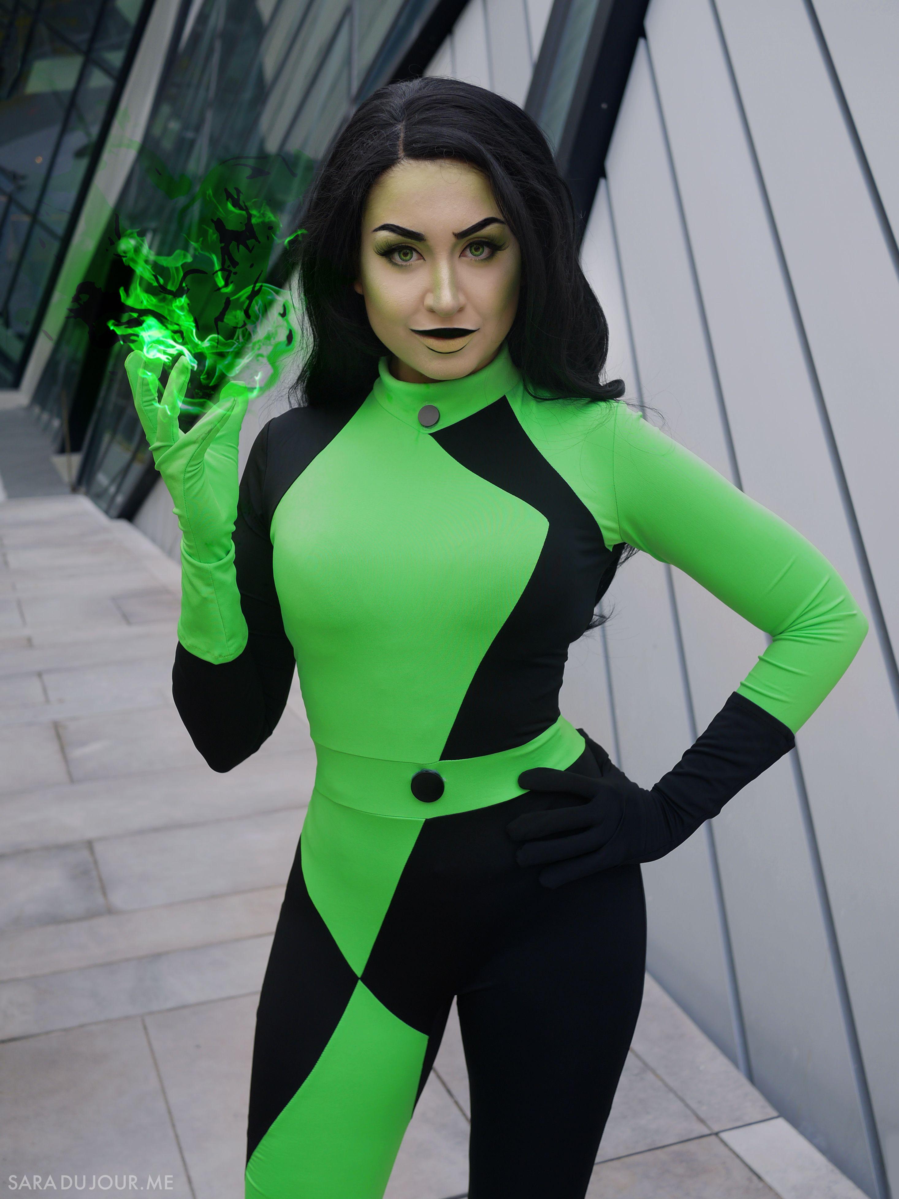 Halloween 2020 Jour Shego Cosplay + Costume   Kim Possible   Sara du Jour in 2020