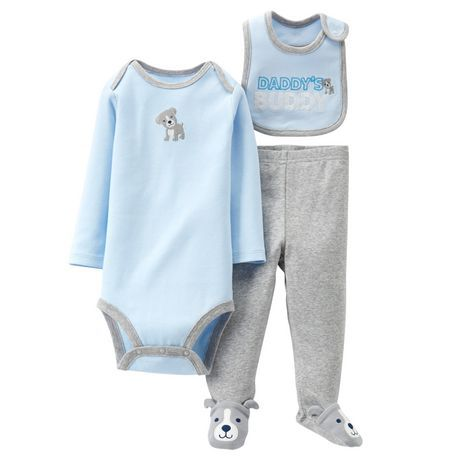 037aedaa6 Child of Mine made by Carter s Newborn Boys Take Me Home Set ...