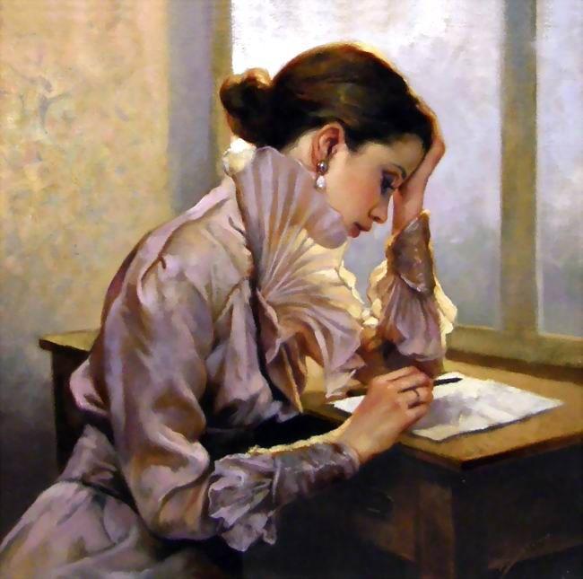 Gianni Strino - La lettera