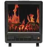Found it at Wayfair - Topaz Freestanding Electric Fireplace $129.99