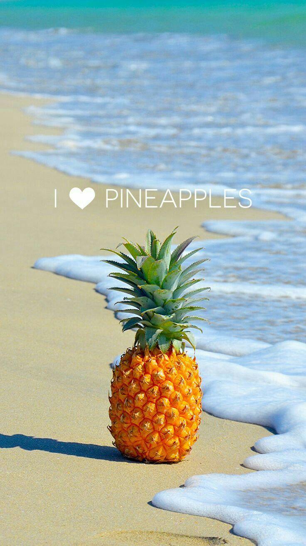 Pin by Beloslava on wallper Pineapple wallpaper