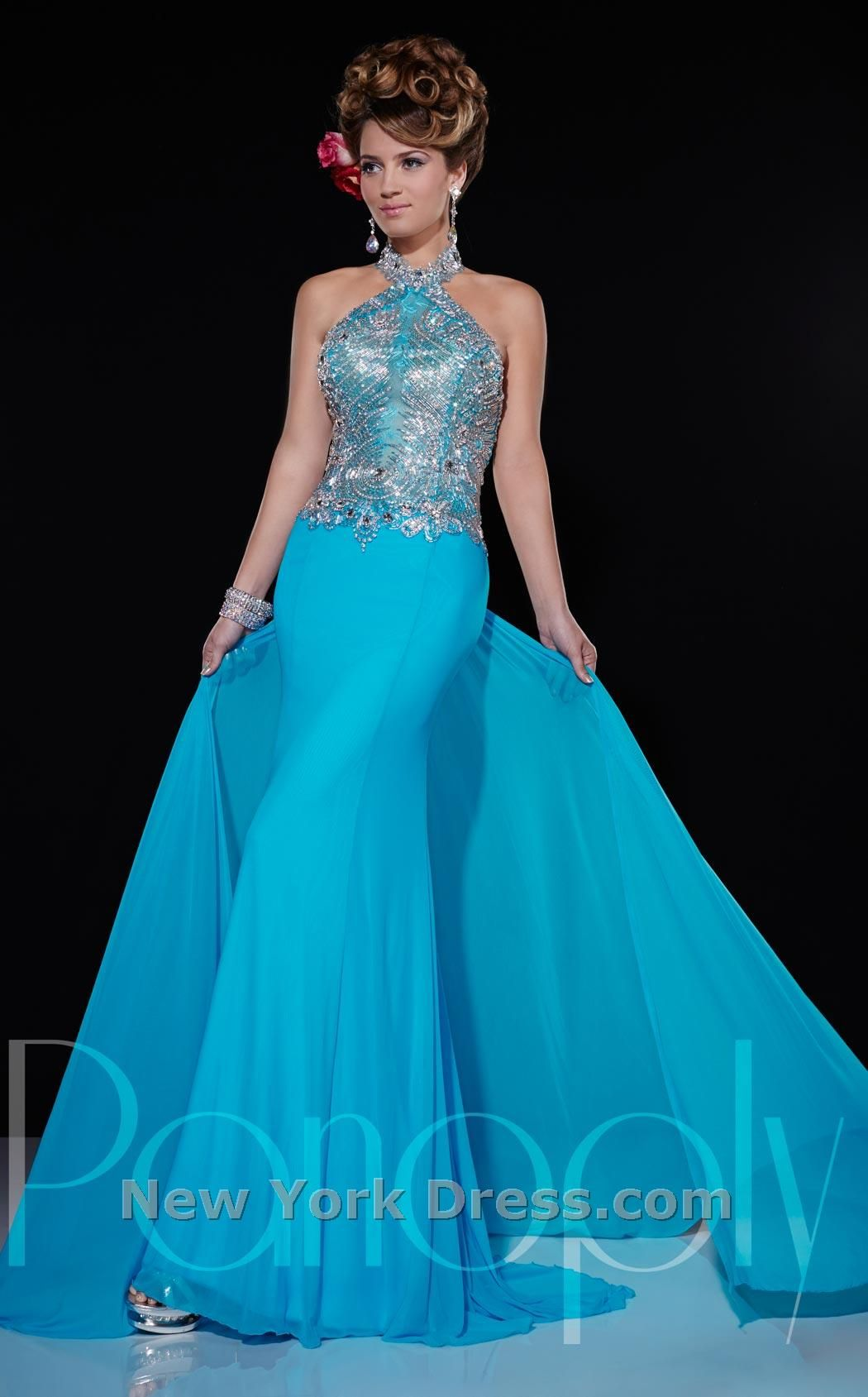 Panoply Dress 44260 | Bodice, Red carpet and Neckline