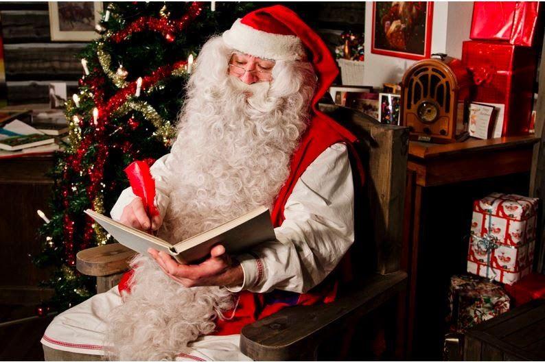 Acheaqui.net: Papai Noel inteligenti so compra presentes no Maga...