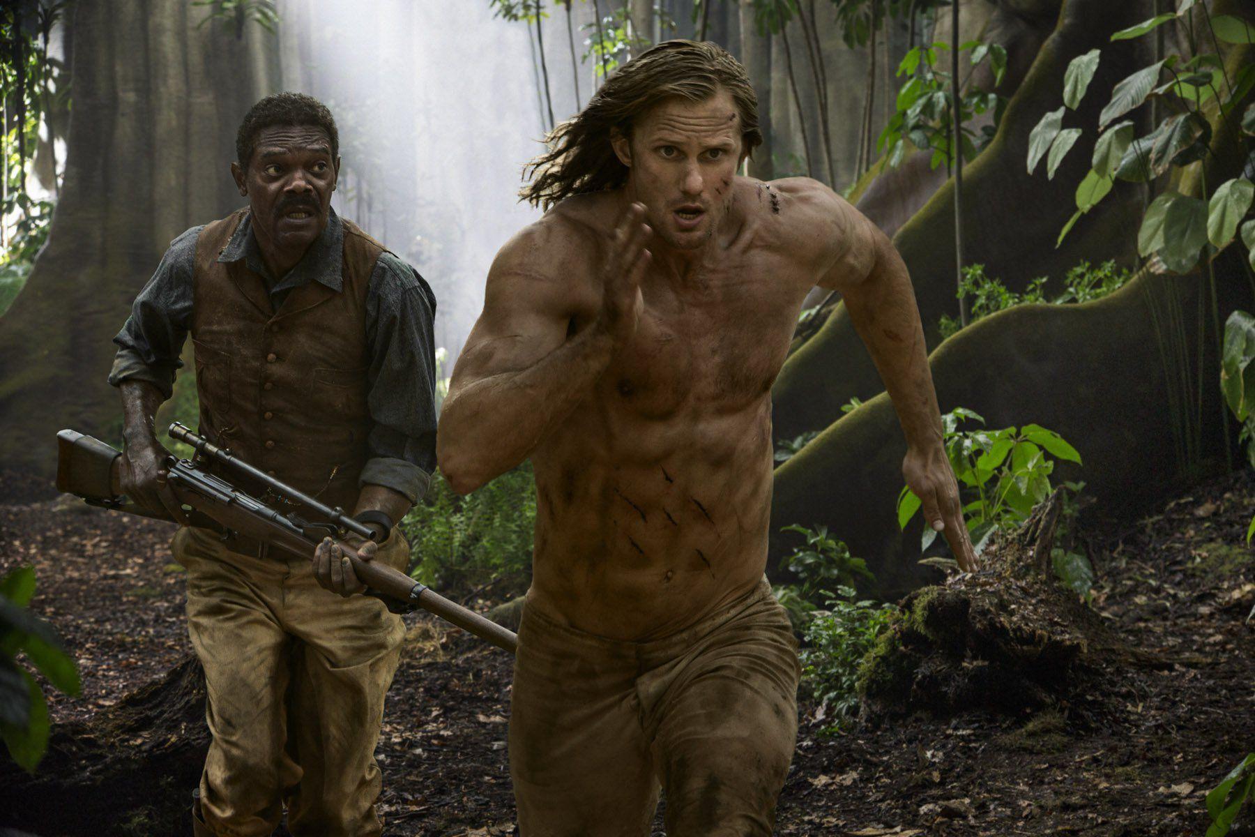 A Volta De Tarzan Nao E A Toa Mas Em Momento Preciso Para A