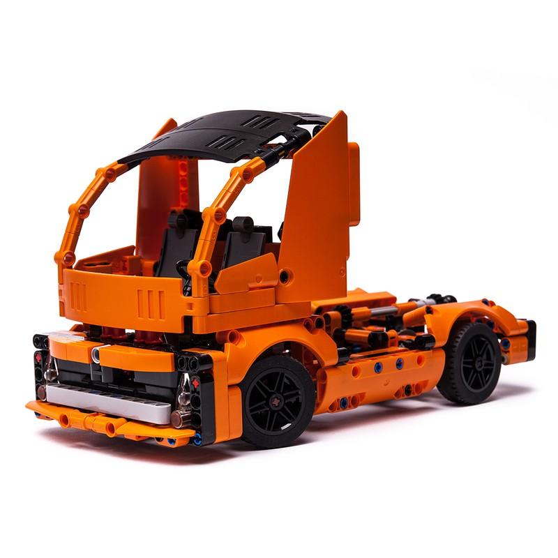 42093 Modern Truck Lego Technic Sets Lego Technic Trucks