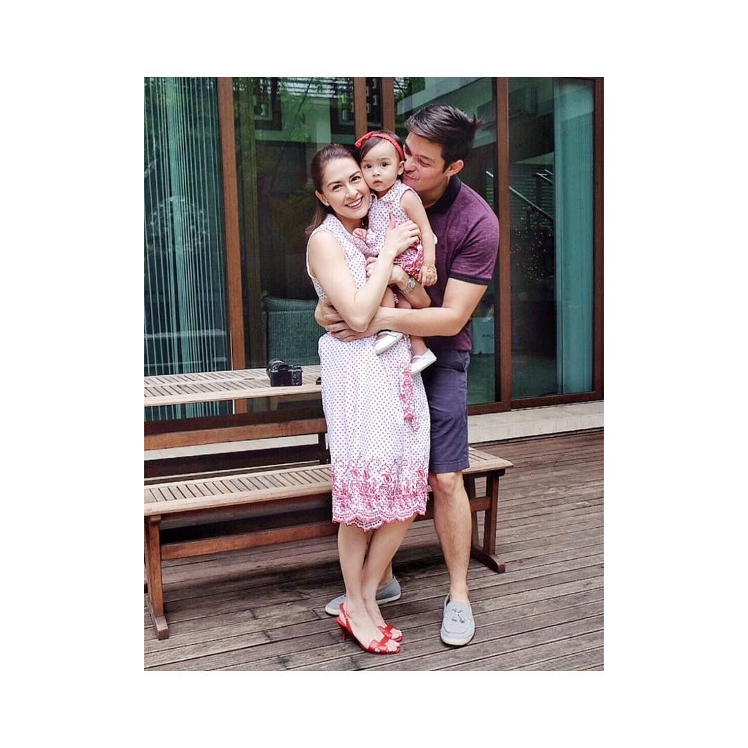114 7k Likes 391 Comments Marian Rivera Gracia Dantes Therealmarian On Instagram My Greatest Gift My Fam Marian Rivera Star Fashion Black Pink Kpop