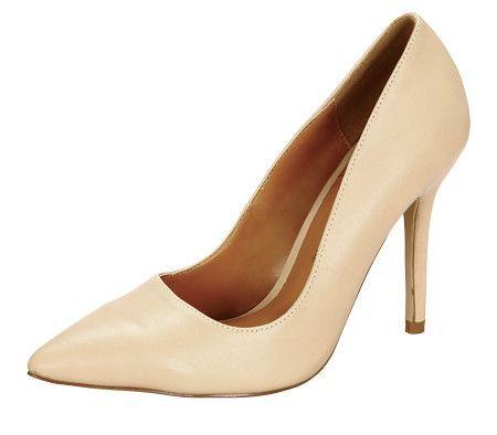 De Blossom by Blossom Footwear Women's Elsa-9 Pointy Toe Elegant Stiletto Dress Pump
