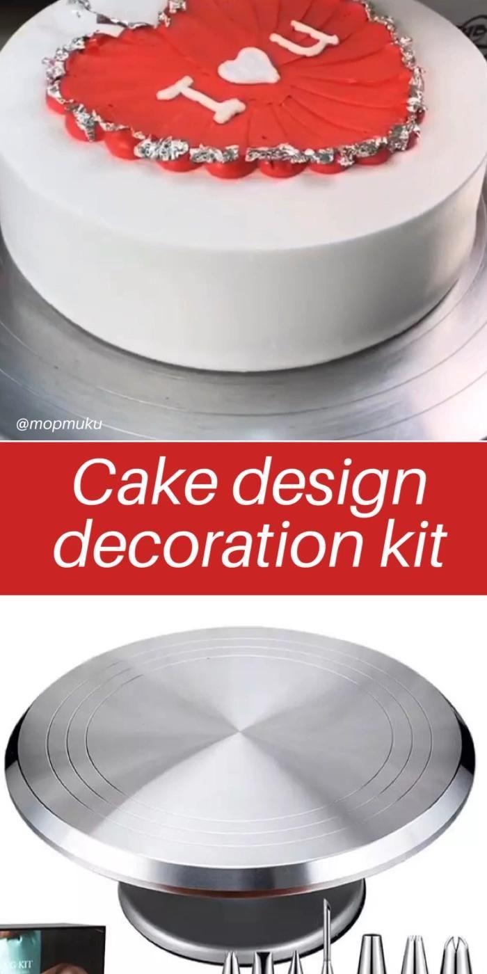 Beautiful cake design