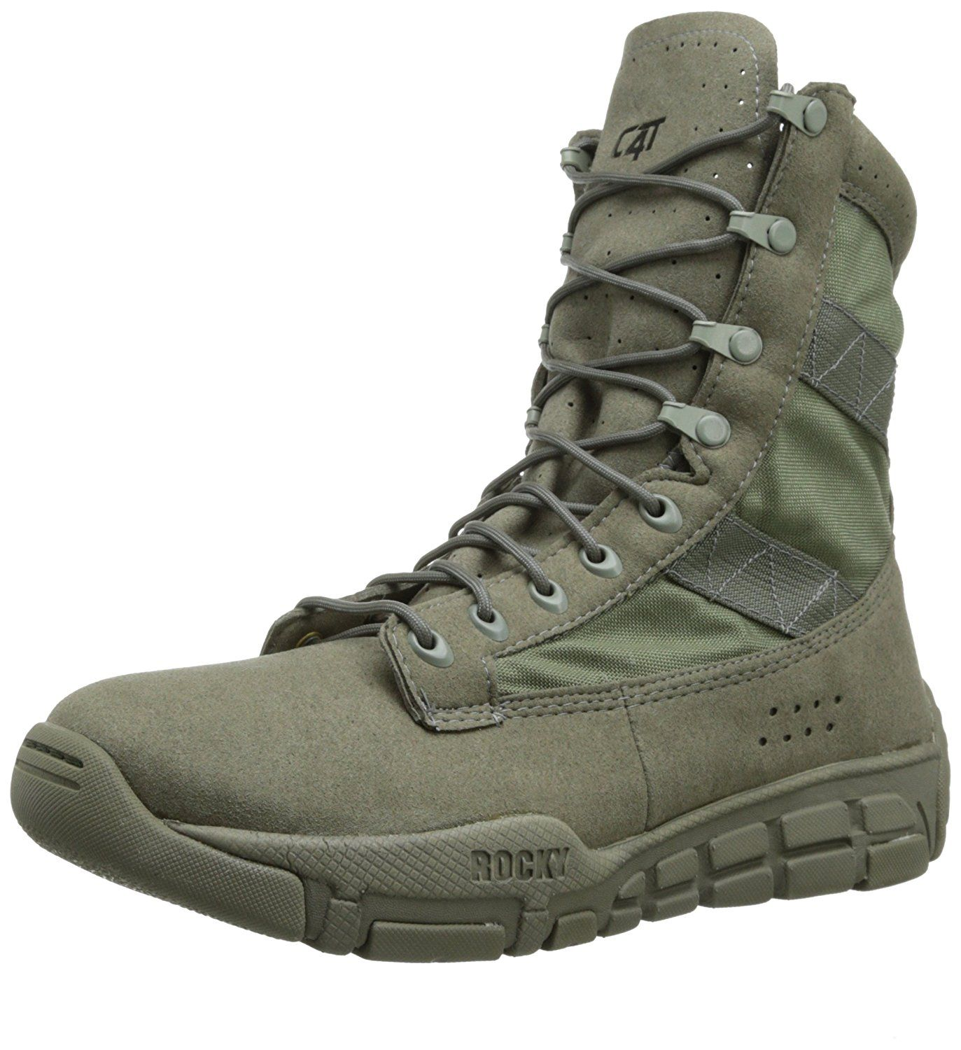 9ecb2b25c8c The 10 Best Lightweight Tactical Boots in 2019 - Reviewed By Experts ...