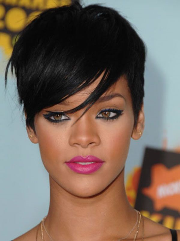 Rihanna Hairstyles Magnificent Rihanna Best Hairstyles All Time  Make Up  Pinterest  Rihanna And