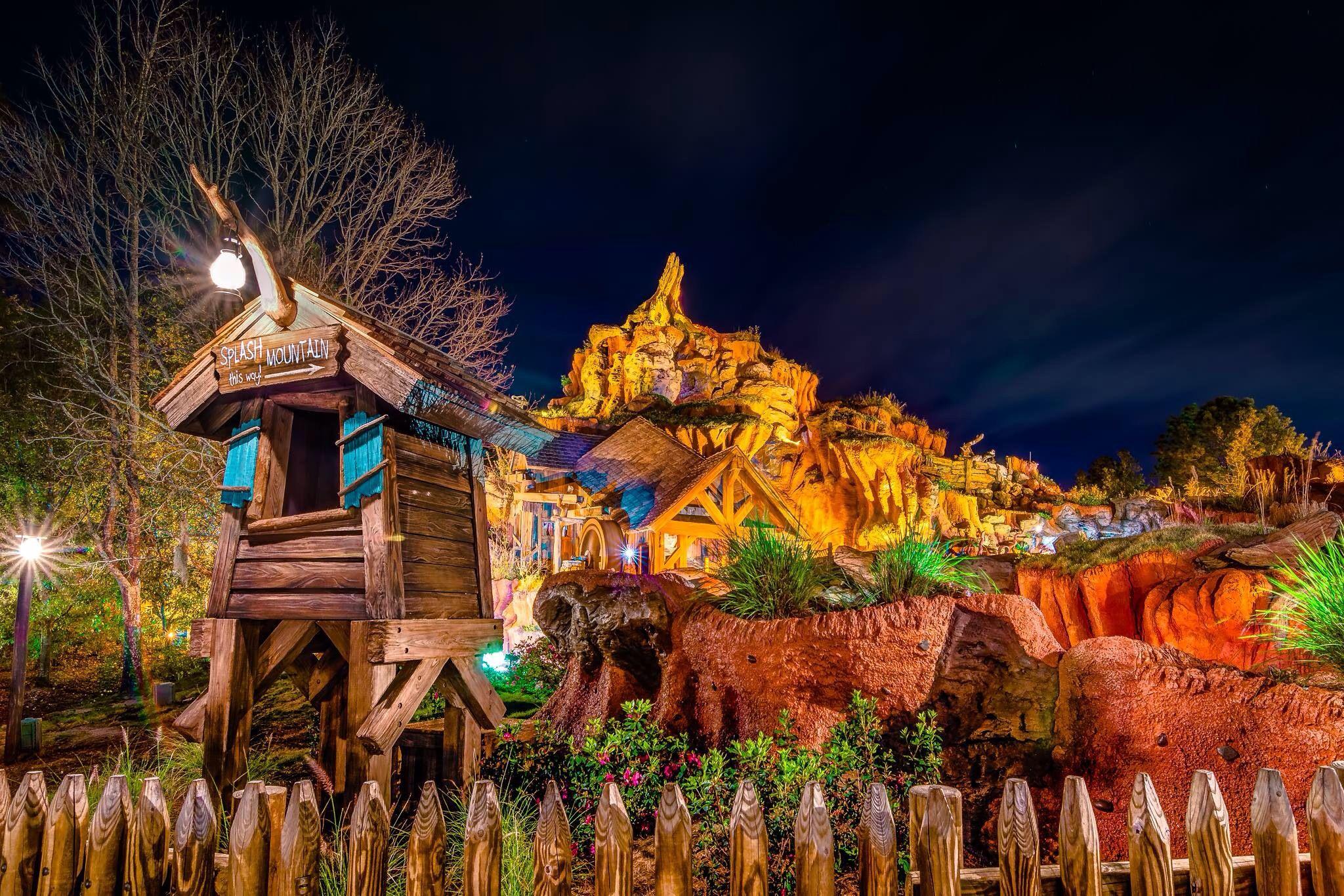 Splash Mountain | WDW Magic Kingdom | Pinterest