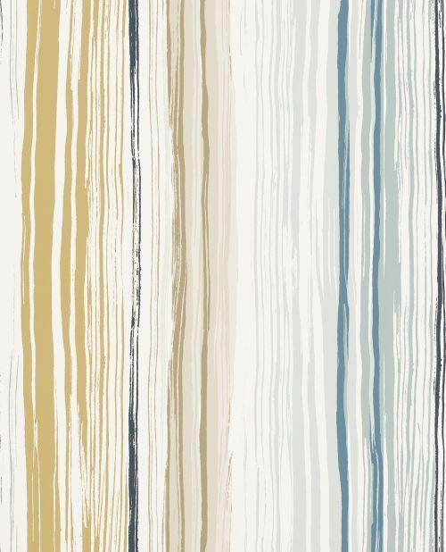 Zing by Scion - Denim - Wallpaper : Wallpaper Direct