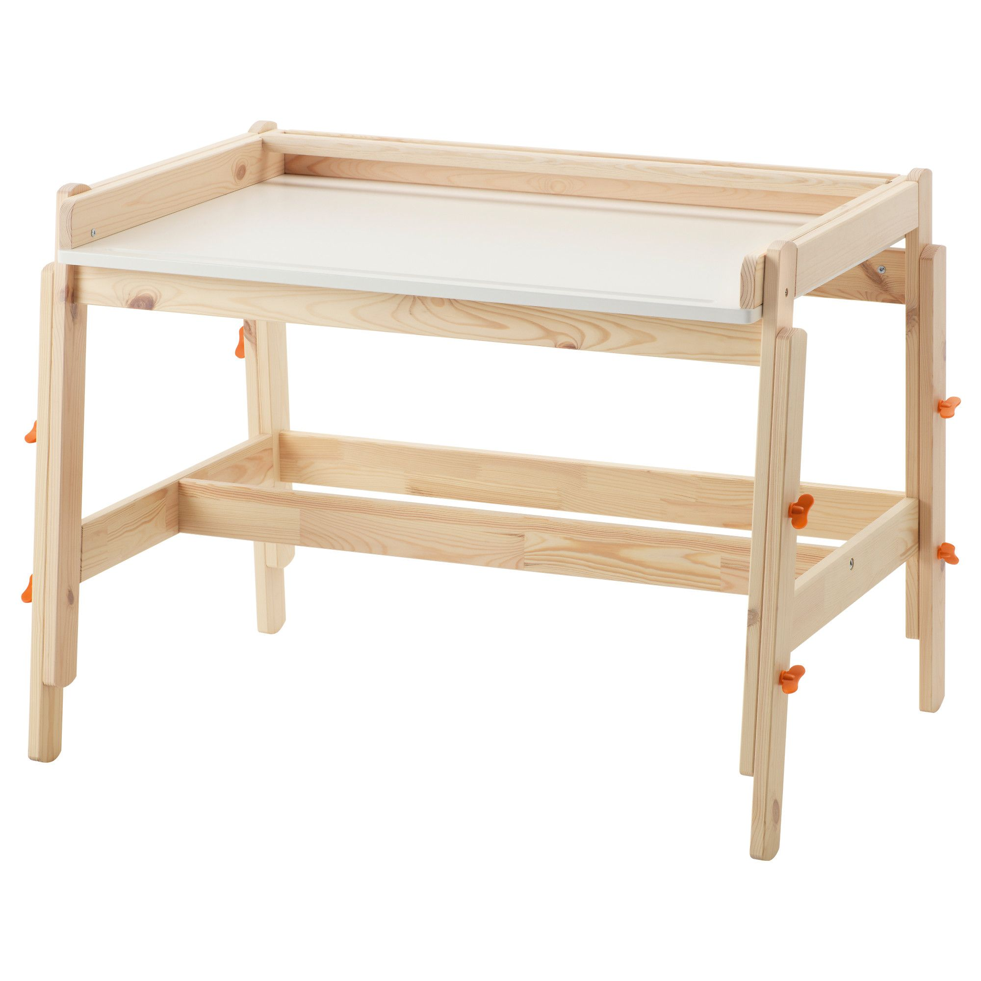 FLISAT Bureau pour enfant rglable Extra storage Desks and