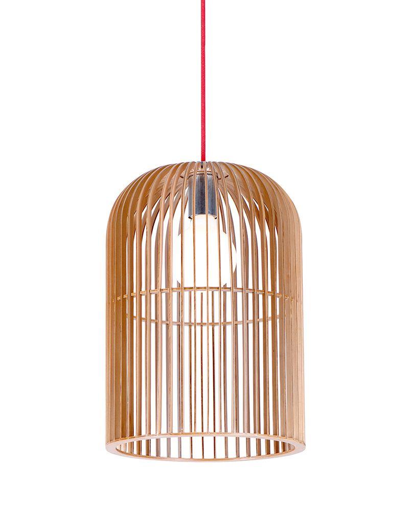 Elige las lámparas de madera más decorativas | Lampara de