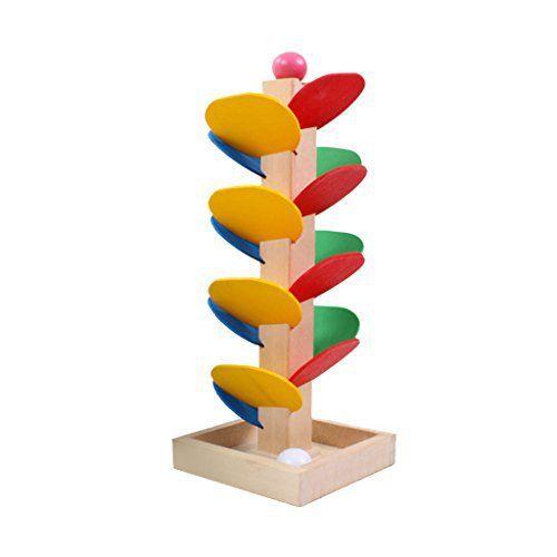 Coloré Arbre Bois Piste De Lancement De Jeux Enfants Intelligence Jouets éducatifs: Price:2.95 La description: Réalisée en matériaux de…