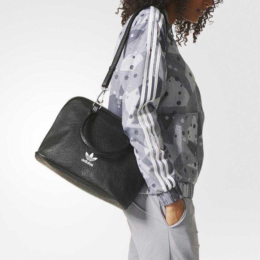 3169c51296d7 Bolsa Bowling Acf BLACK BQ1529 Adidas Brasil