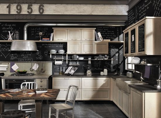 cucine stile industriale ikea - Cerca con Google  Kitchen Inspirations  Pin...