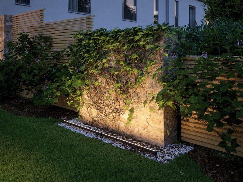 Mettez Votre Jardin En Valeur Systeme D Eclairage De Jardin Plug Shine De Paulmann Paulmann Lumiere Eclairage De Jardin Jardins Lumiere Exterieure
