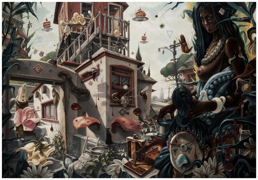 Charles Wish - Empty Kingdom - Art Blog