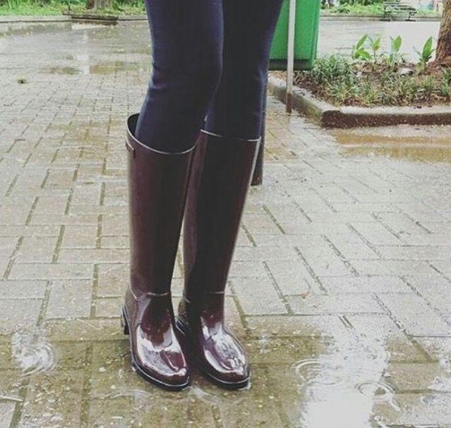 fb74c3e6439 Galochas femininas melissa 3 Zapatos t Winter Boots