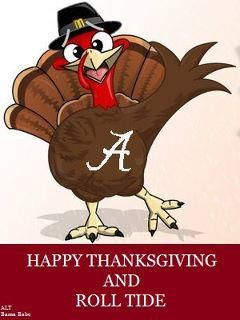 Happy Thanksgiving Tide style.