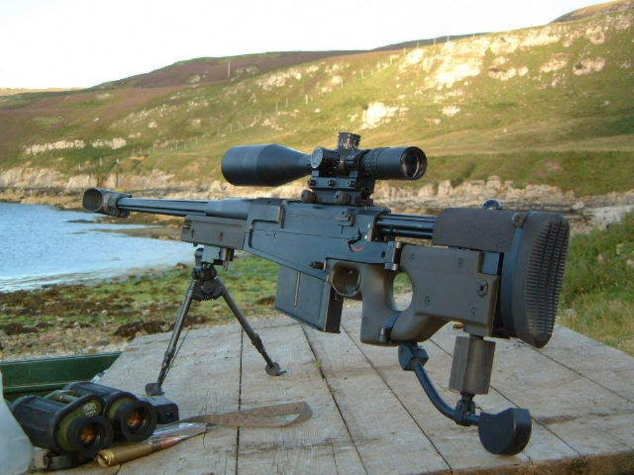 Surviving Tuesday, possible…surviving the 50 cal  Barrett
