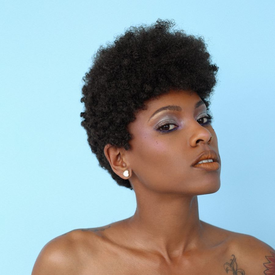 80 fabulous natural hairstyles - best short natural