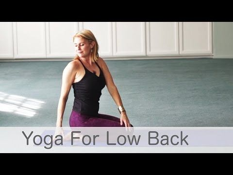 yoga for low back hips and knees with kat tillinghast