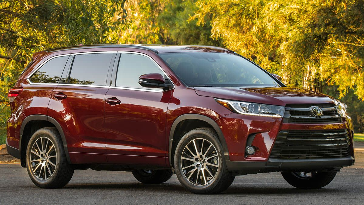 Used Cars Most Reliable 3YearOld Midsized SUVs in 2020